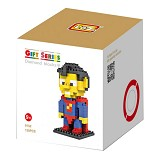 LOZ Blocks Gift Series Medium Superman [9152]